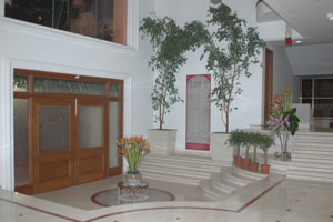 The Najam Baug Foyer